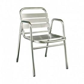 """Chaise """"Sea"""" Aluminium - Hotelpros"""