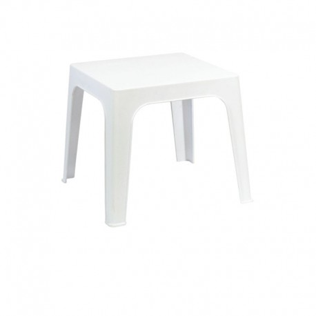 "Table basse ""Monaco"" blanche - Hotelpros"