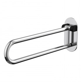 Barre de maintien escamotable Ø32mm 70 cm - Hotelpros