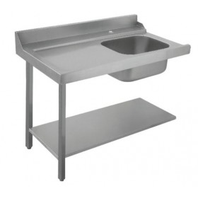 Table de tri pour lave-vaisselle à capot BARTSCHER