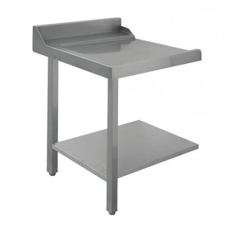 Table de glissement pour lave-vaisselle à capot - Hotelpros