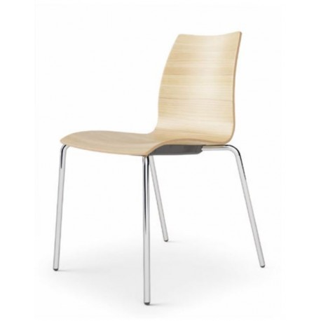 Chaise Woody Wood - Hotelpros