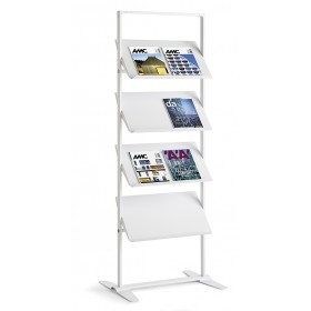 Présentoirs brochures et magazines - Hotelpros