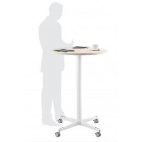 Table mobile et réglable en hauteur - Hotelpros