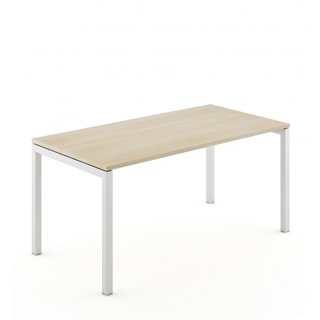 Table rectangulaire pieds Arche - Hotelpros