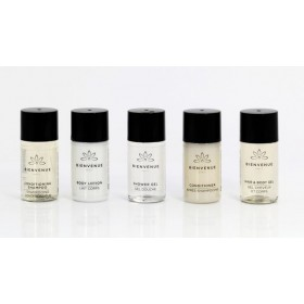 Lot de 447 flacons shampooings AFICOM