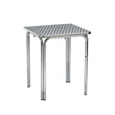 "Table ""Raya"" aluminium - Hotelpros"