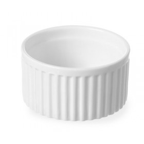 Ramequin porcelaine blanche - Hotelpros