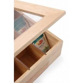 Boîte à sachets de thé - Hotelpros