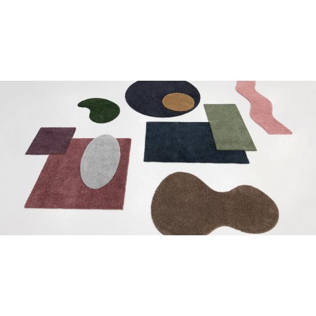 """Tapis de sol """"Any Shape"""" - Hotelpros"""