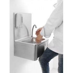 Lave-mains à commande fémorale - Hotelpros