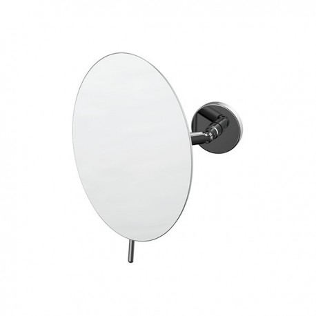 Miroir grossissant x3 simple face - Hotelpros