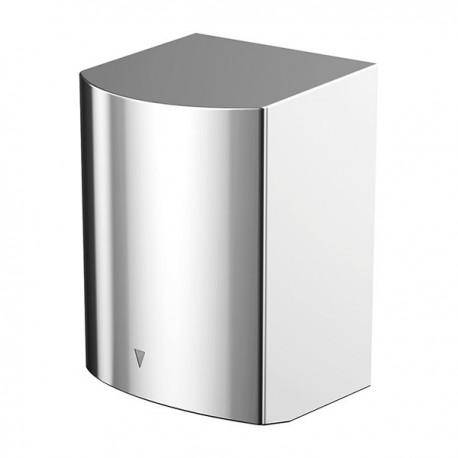 Sèche-mains électrique automatique chrome - hotelpros