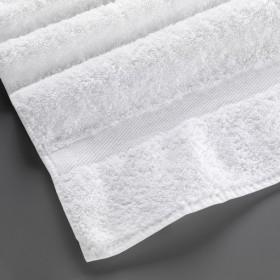 Serviette éponge - tissu américain 01- hotelpros