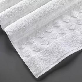 Serviette éponge - tissu américain 05 - hotelpros