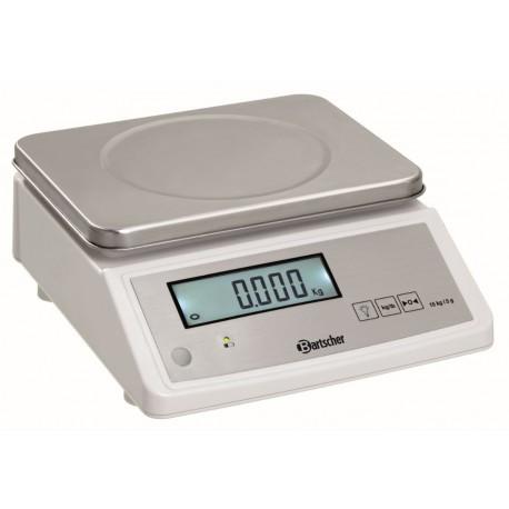 Balance de cuisine pesage max 15kg - Face 1 - Hotelpros