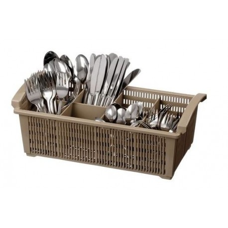Panier à couverts 8 cases - Hotelpros