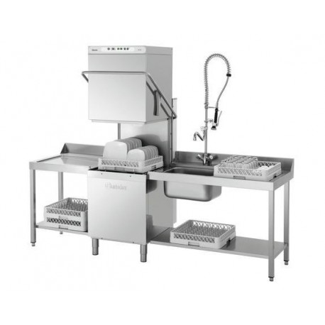 Lave-vaisselle à capot DS903 - Hotelpros