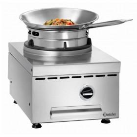 Cuisinière wok à gaz - Hotelpros