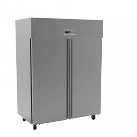 Armoire négative inox GN2/1 1500L -18/-22°C - Hotelpros