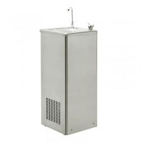 Fontaine à eau réfrigérée inox - Hotelpros