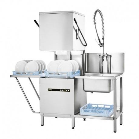 Lave-vaisselle à capot frontal Ecomax 602 - Hotelpros