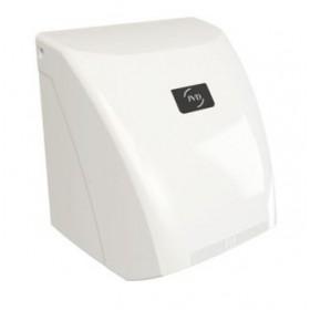 Sèche-mains automatique blanc Zephyr - Hotelpros