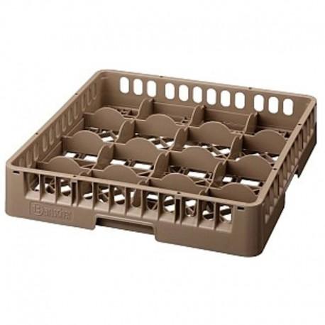 Casier de lavage 16-49 compartiments - Hotelpros