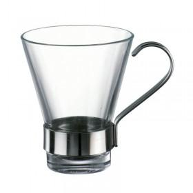 Lot de 6 tasses à café ou thé Ypsilon - Hotelpros
