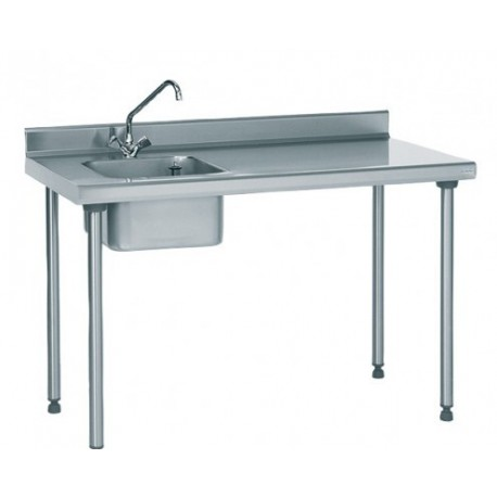 Table du chef avec robinet TS 15N - Hotelpros