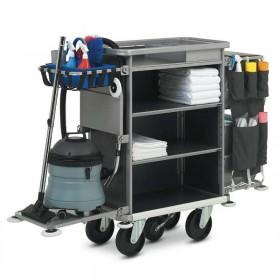 Chariot de chambre ZP-Clean - Hotelpros