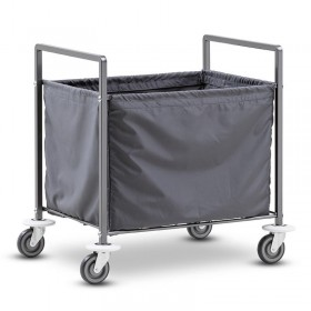 Chariot de collecte linge sale LT240 - Hotelpros