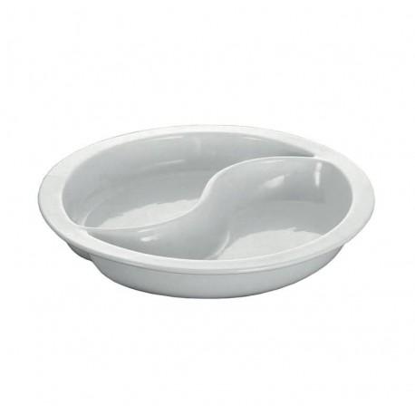 Insert porcelaine avec division - Hotelpros
