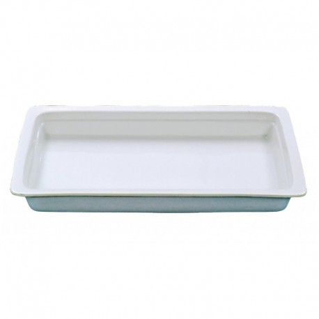 Insert porcelaine pour Chafing dish rectangle - Hotelpros