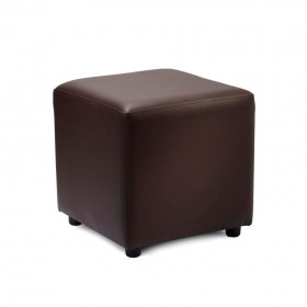 Tabouret Pop marron - Hotelpros