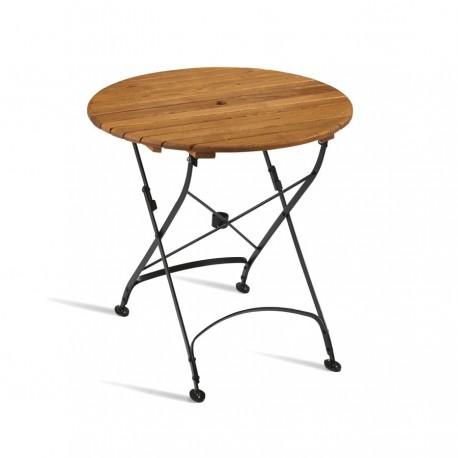 Table pliante Arch ronde - Hotelpros